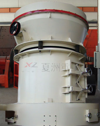 High pressure grinder mill product map